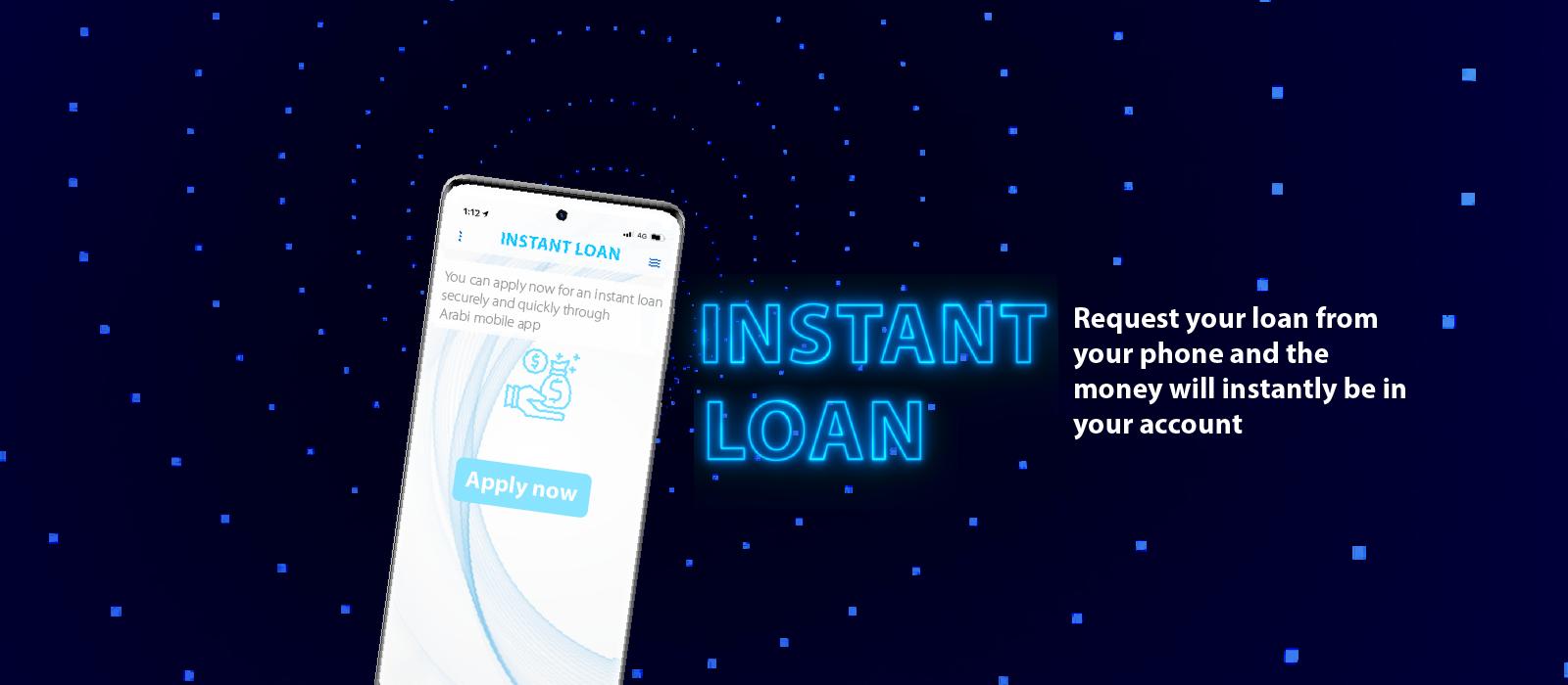 Instant Loan EN Website Big Banner